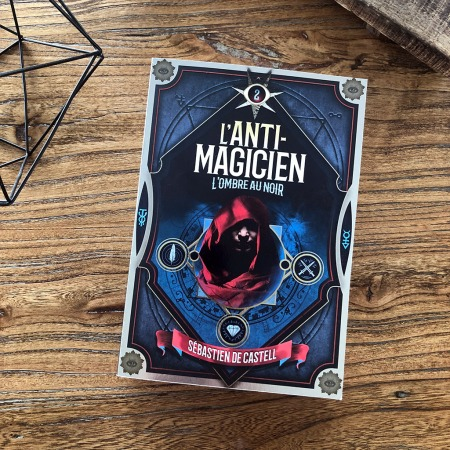L'Anti-Magicien - tome 2