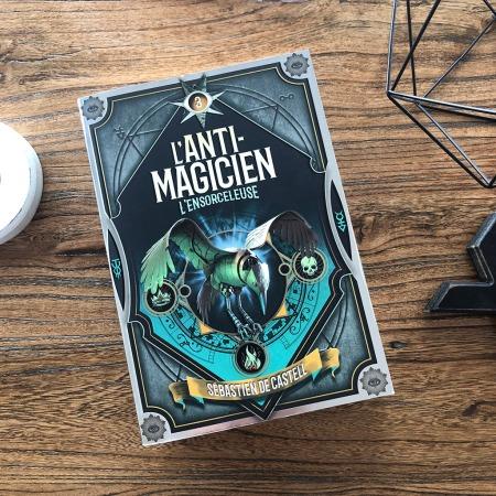 L'Anti-Magicien - tome 3