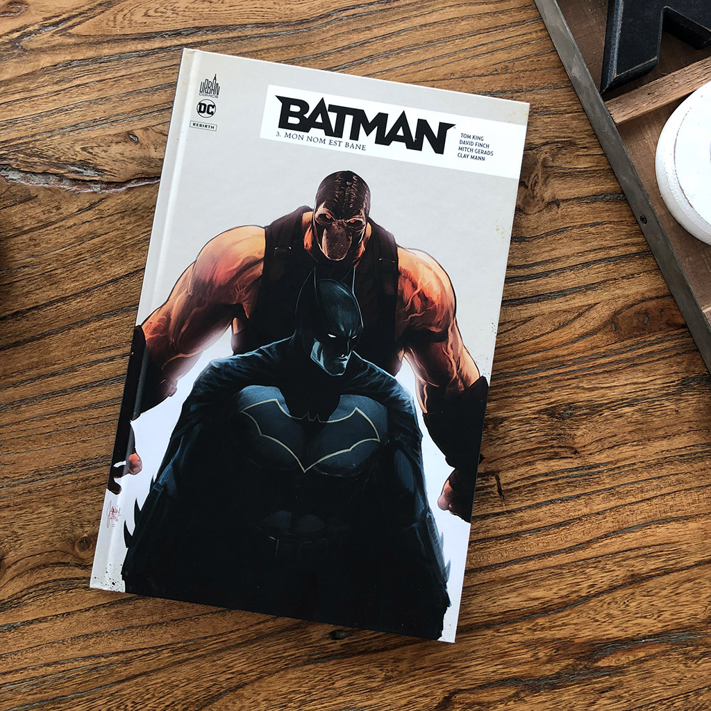 Batman rebirth - tome 3