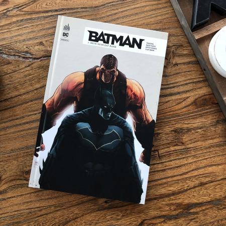 Batman rebirth - tome 3