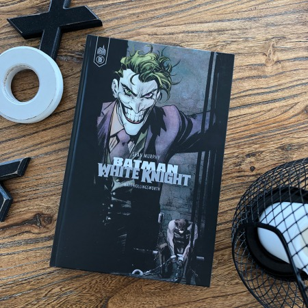 Batman White Knight - Black Label