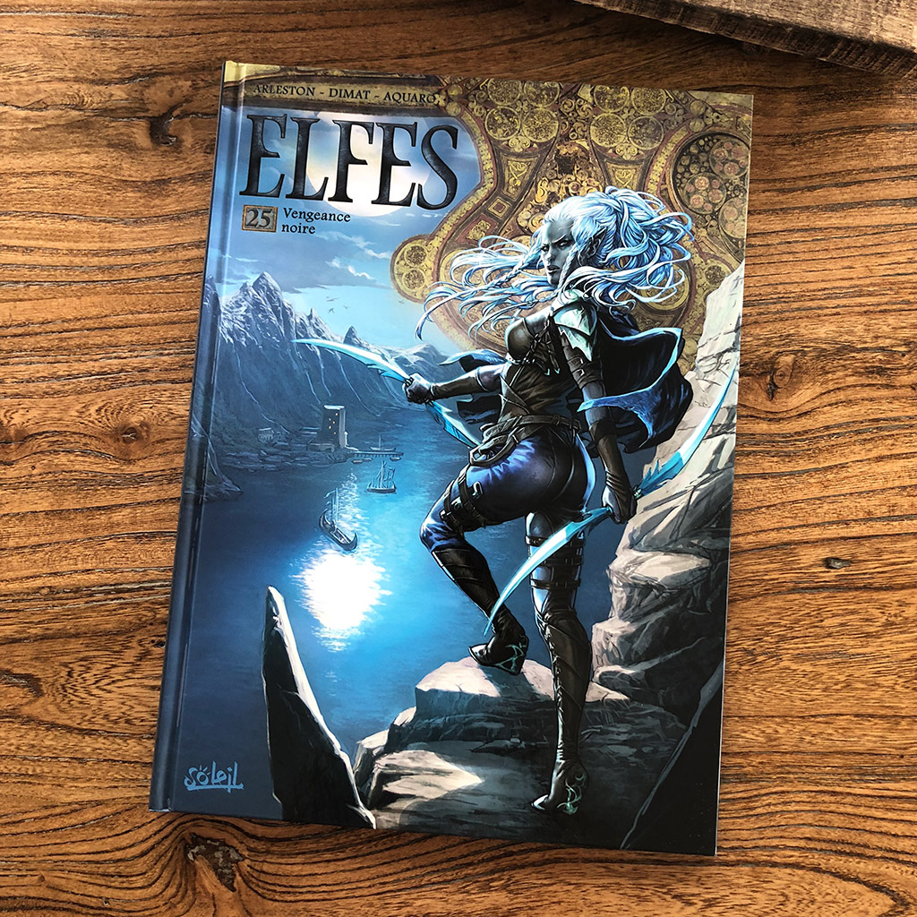 Elfes - tome 25