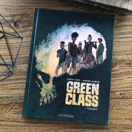 Green Class - tome 1