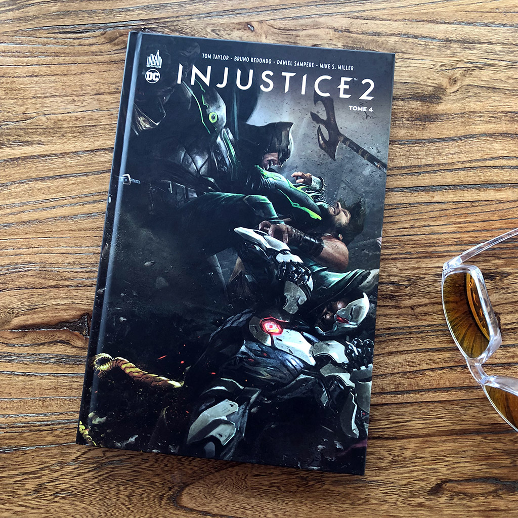 Injustice 2 - tome 4