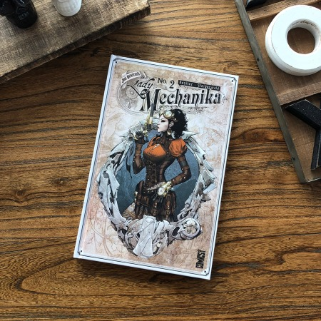 Lady Mechanika - Tome 2