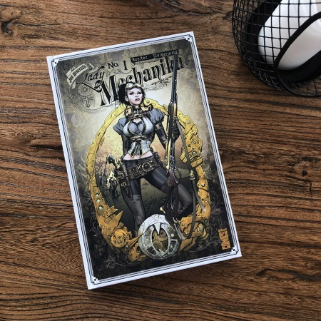 Lady Mechanika - tome 1