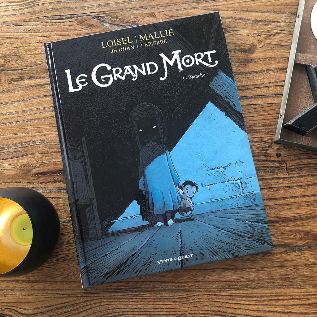 Le grand mort - tome 3