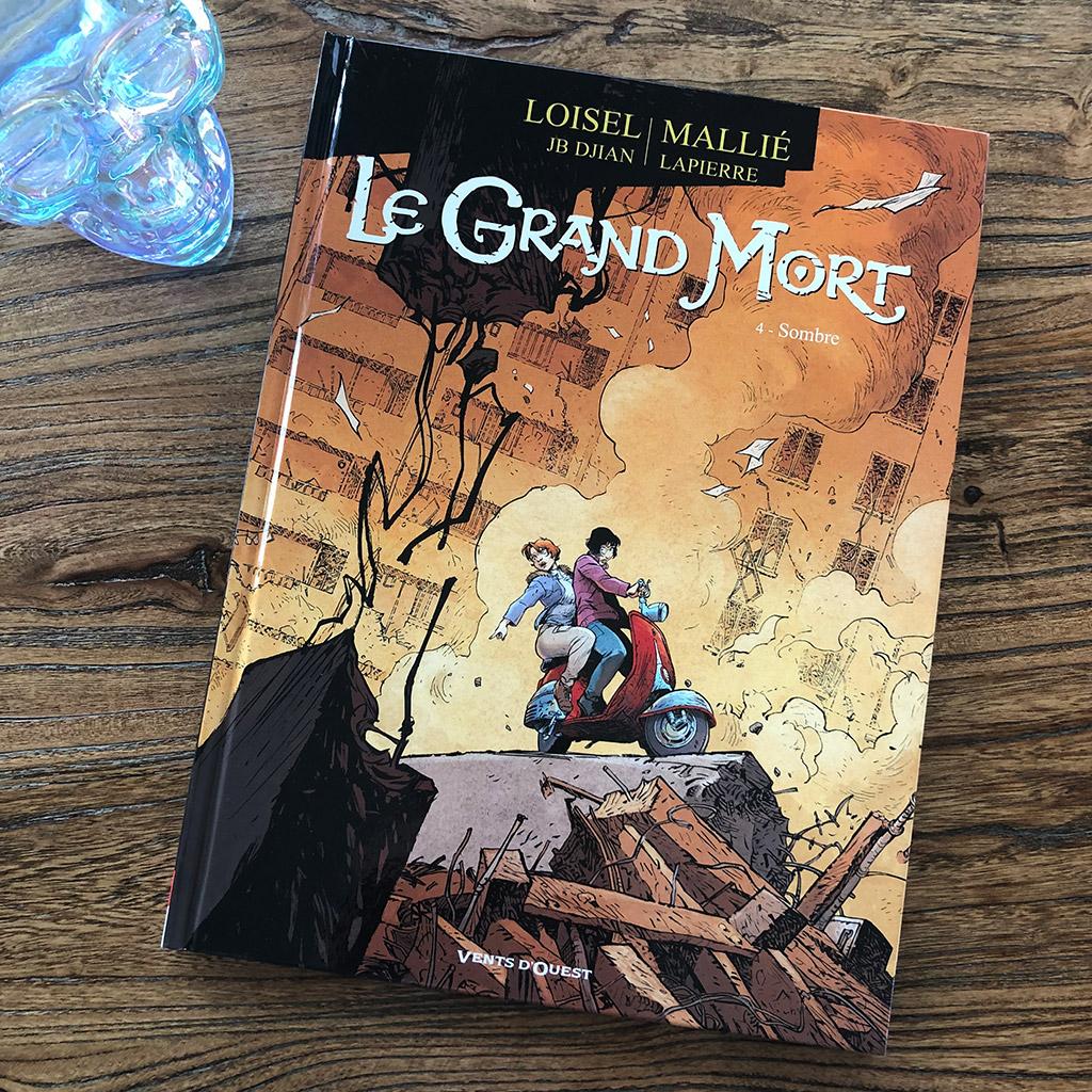 Le grand mort - tome 4