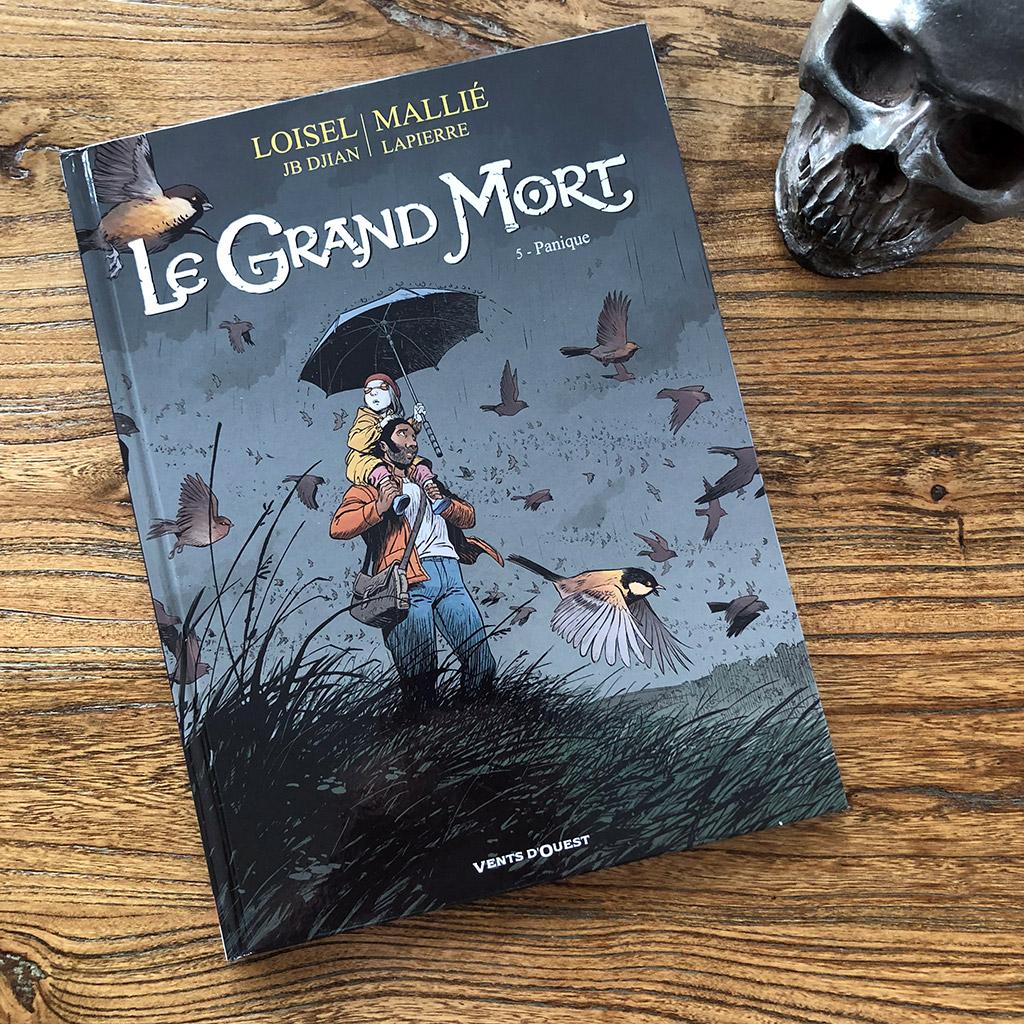 Le grand mort - tome 5