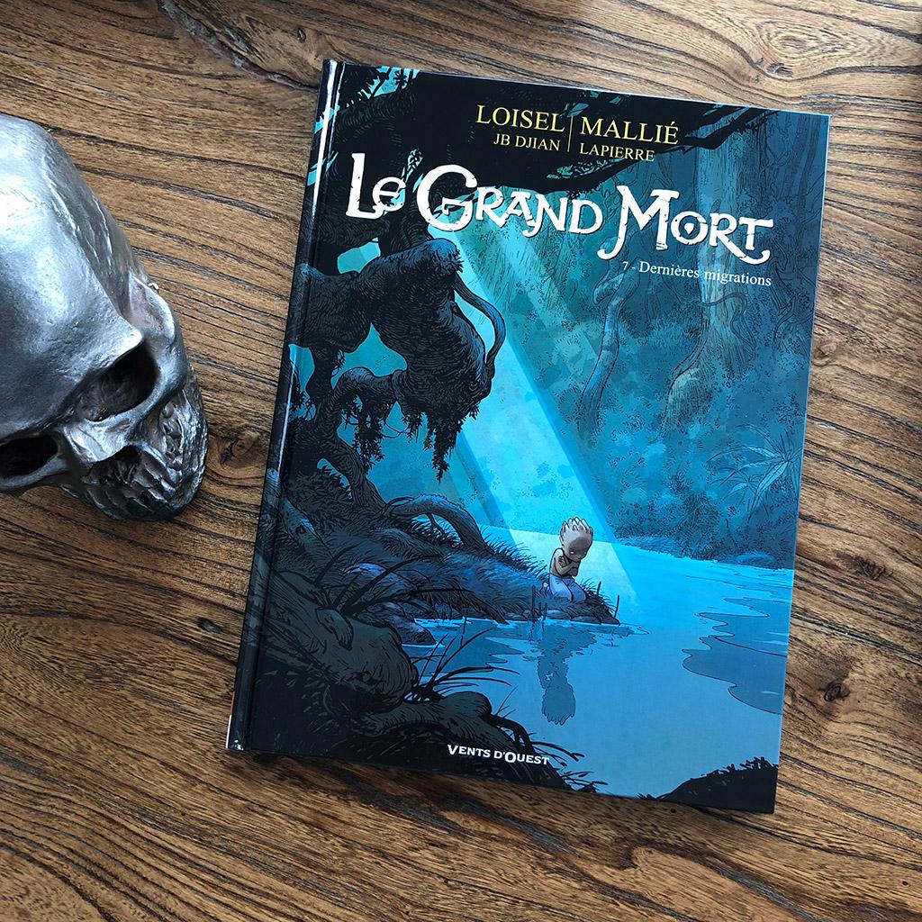 Le Grand Mort - Tome 7
