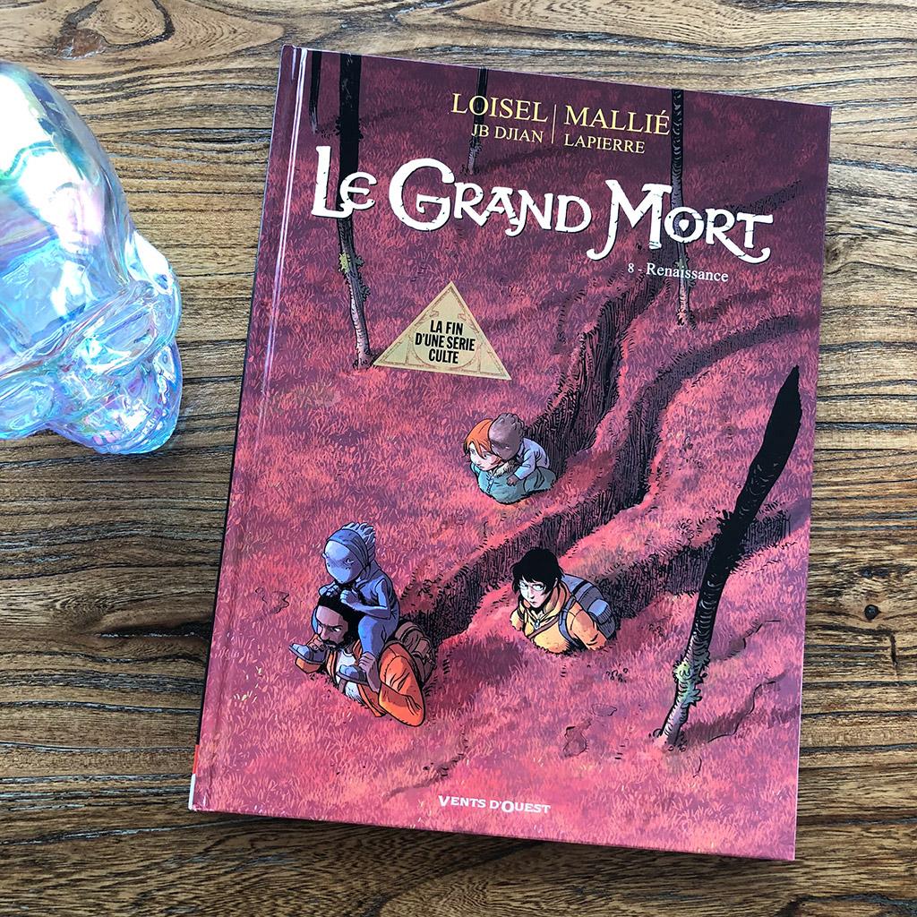 Le Grand Mort - tome 8