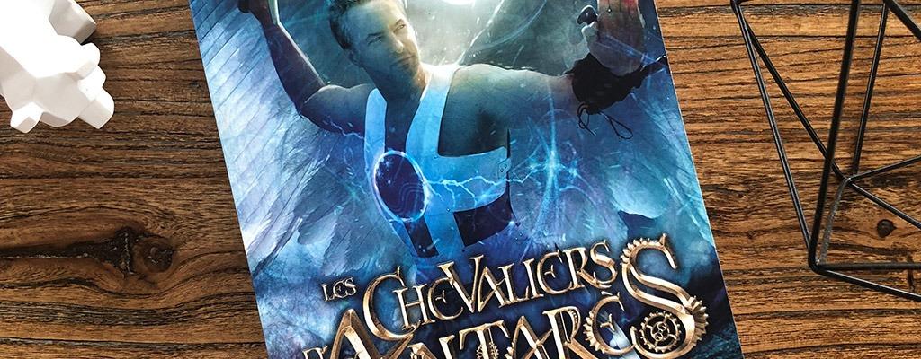 Les Chevaliers d'Antarès - tome 8