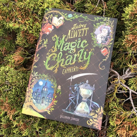 Magic Charly - tome 1