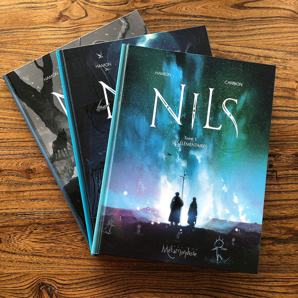 Nils - tome 1 à 3