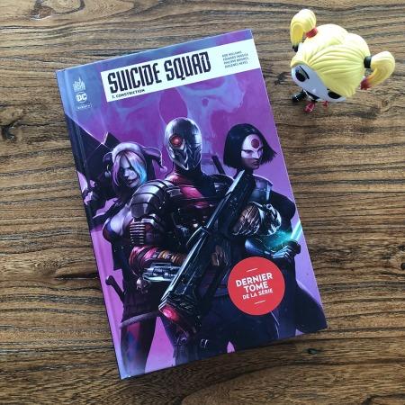 Suicide Squad Rebirth - tome 7