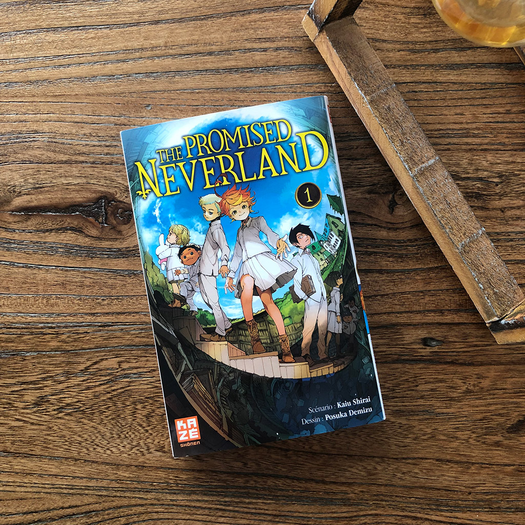 The promised neverland - tome 1