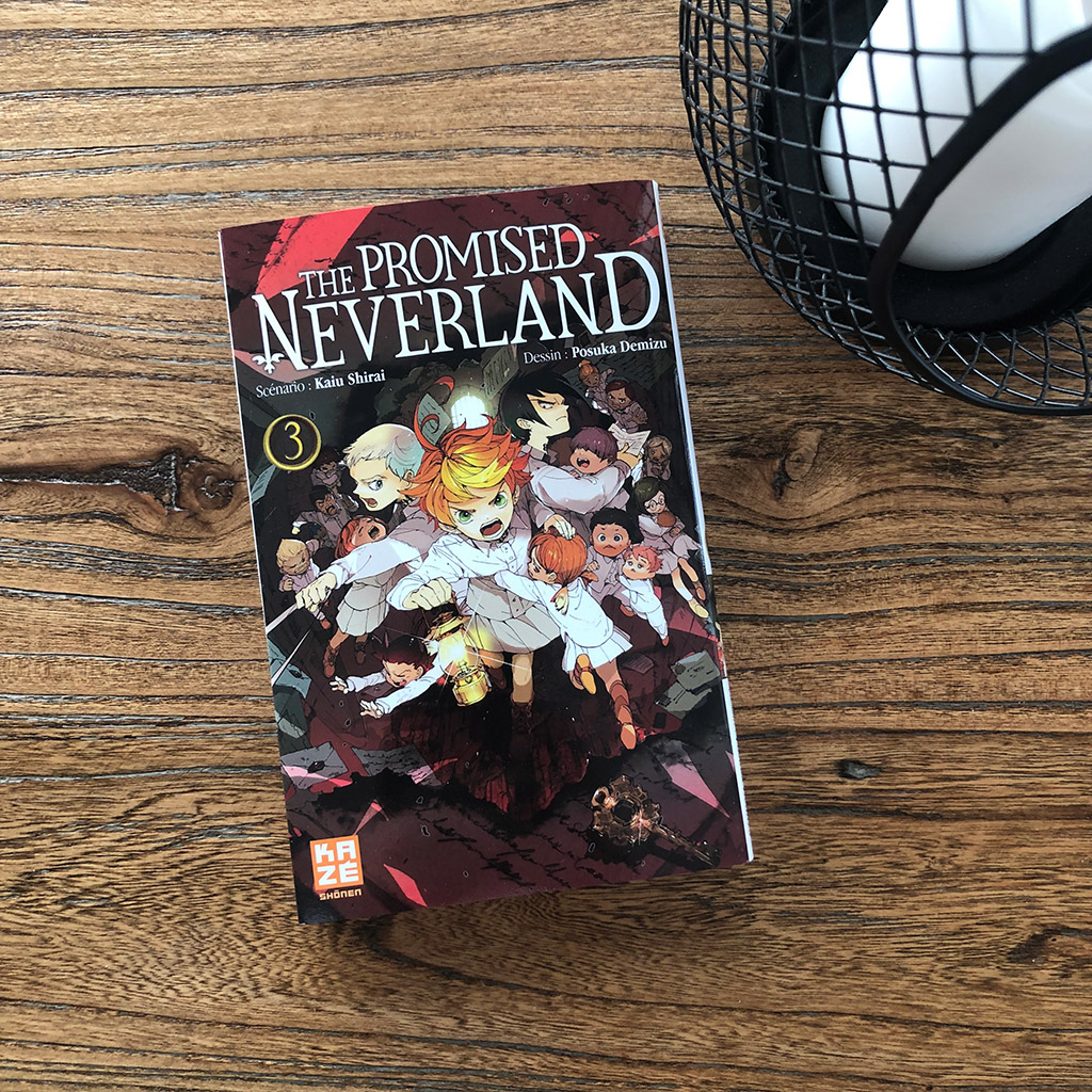The promised neverland - tome 3