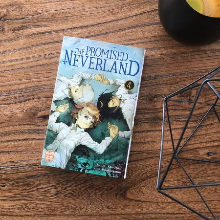 The promised neverland - tome 4