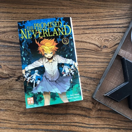 The Promised Neverland - Tome 5