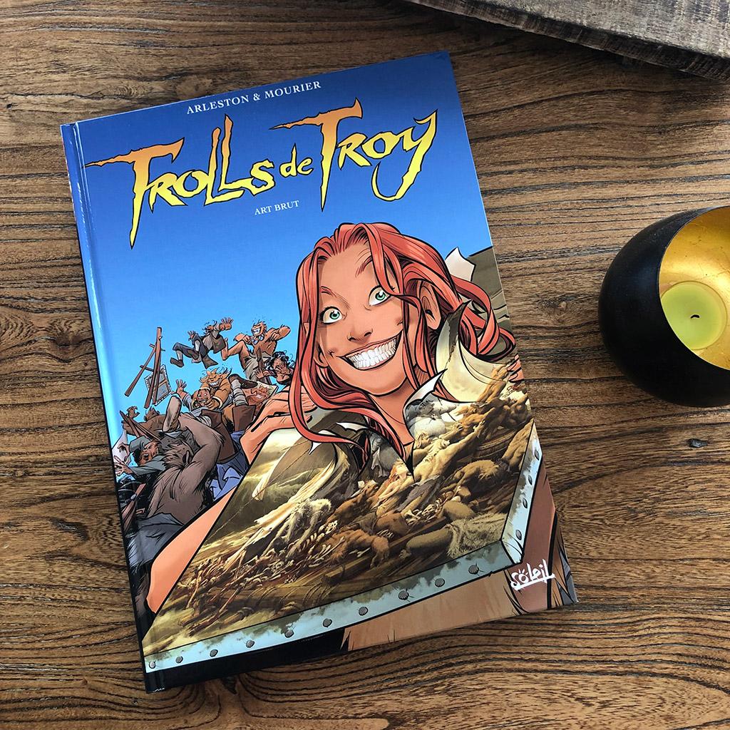 Trolls de Troy - tome 23