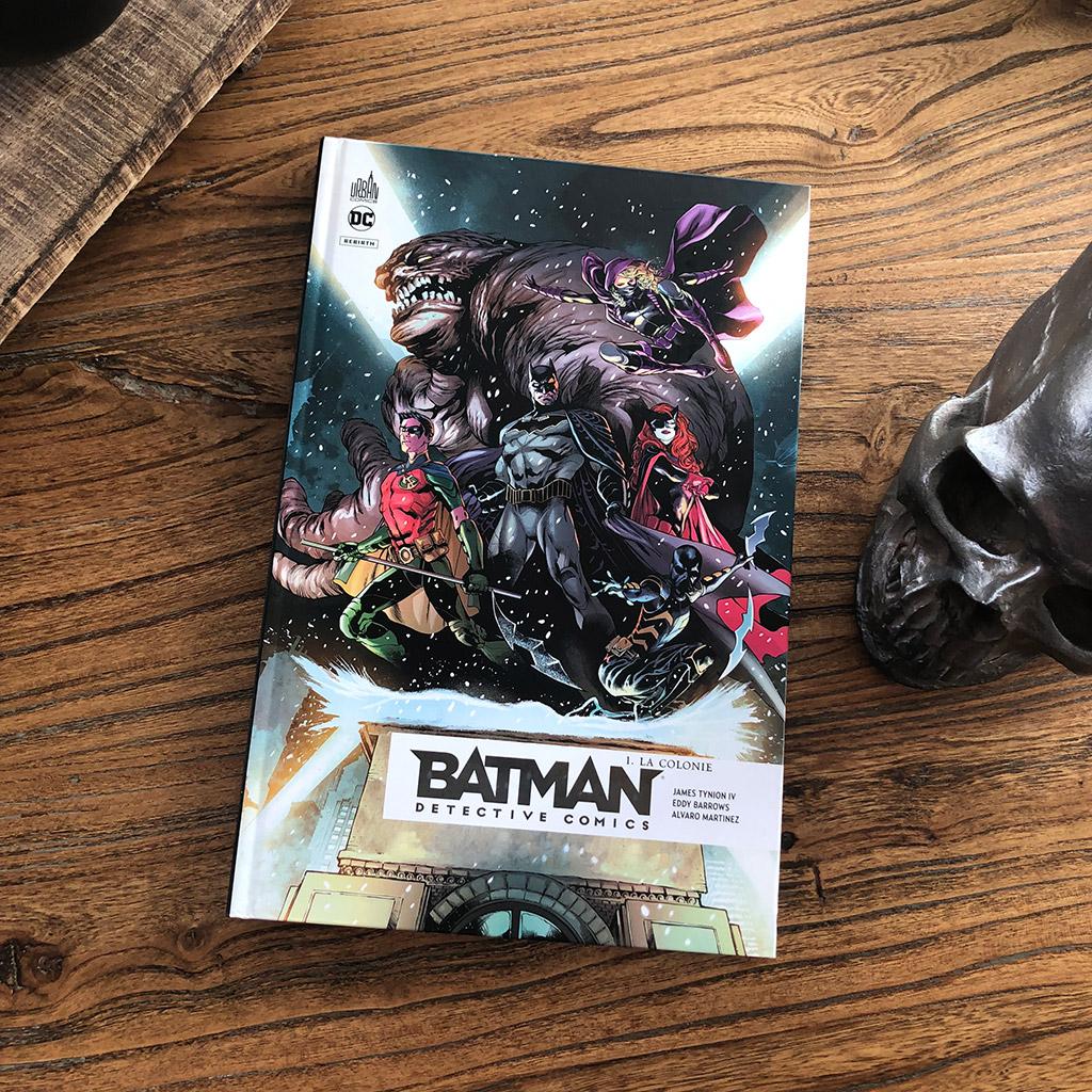 Batman Detective Comics - tome 1