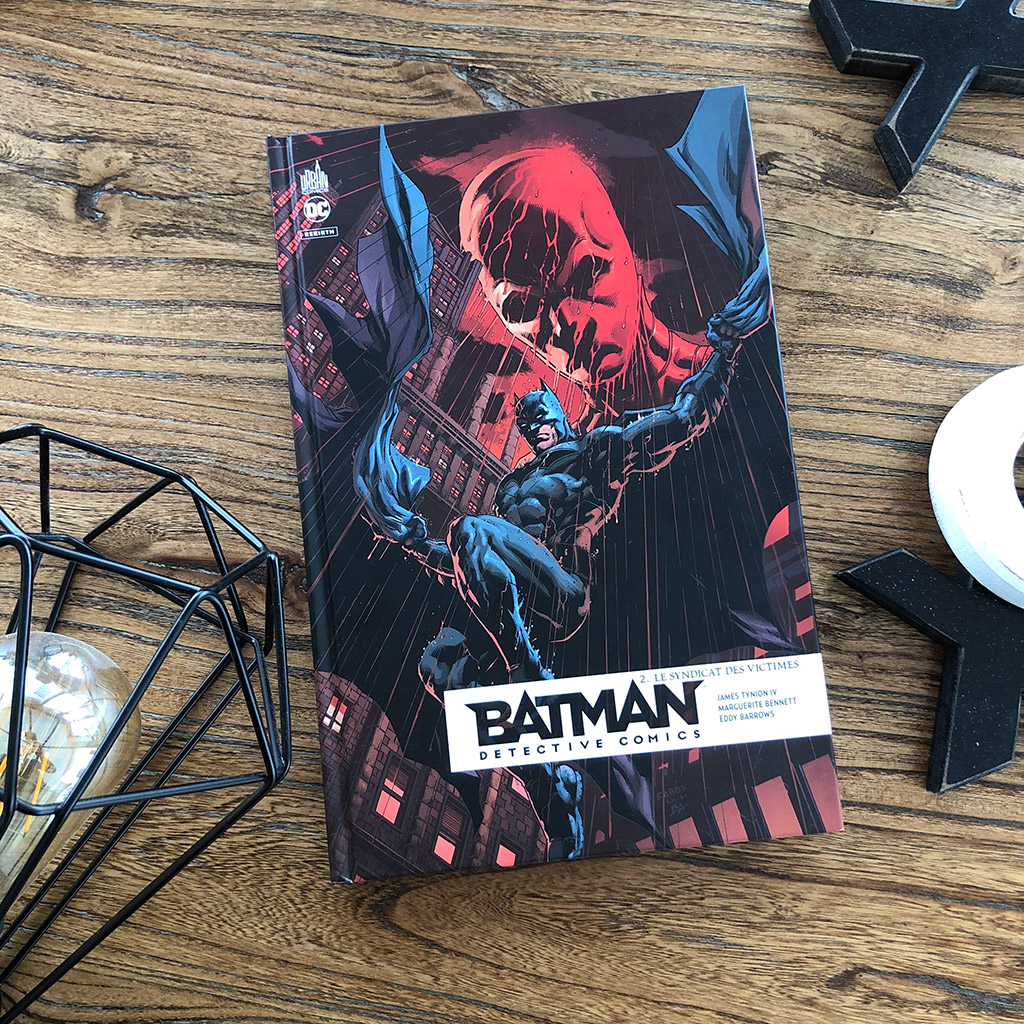 Batman Detectives Comics - tome 2
