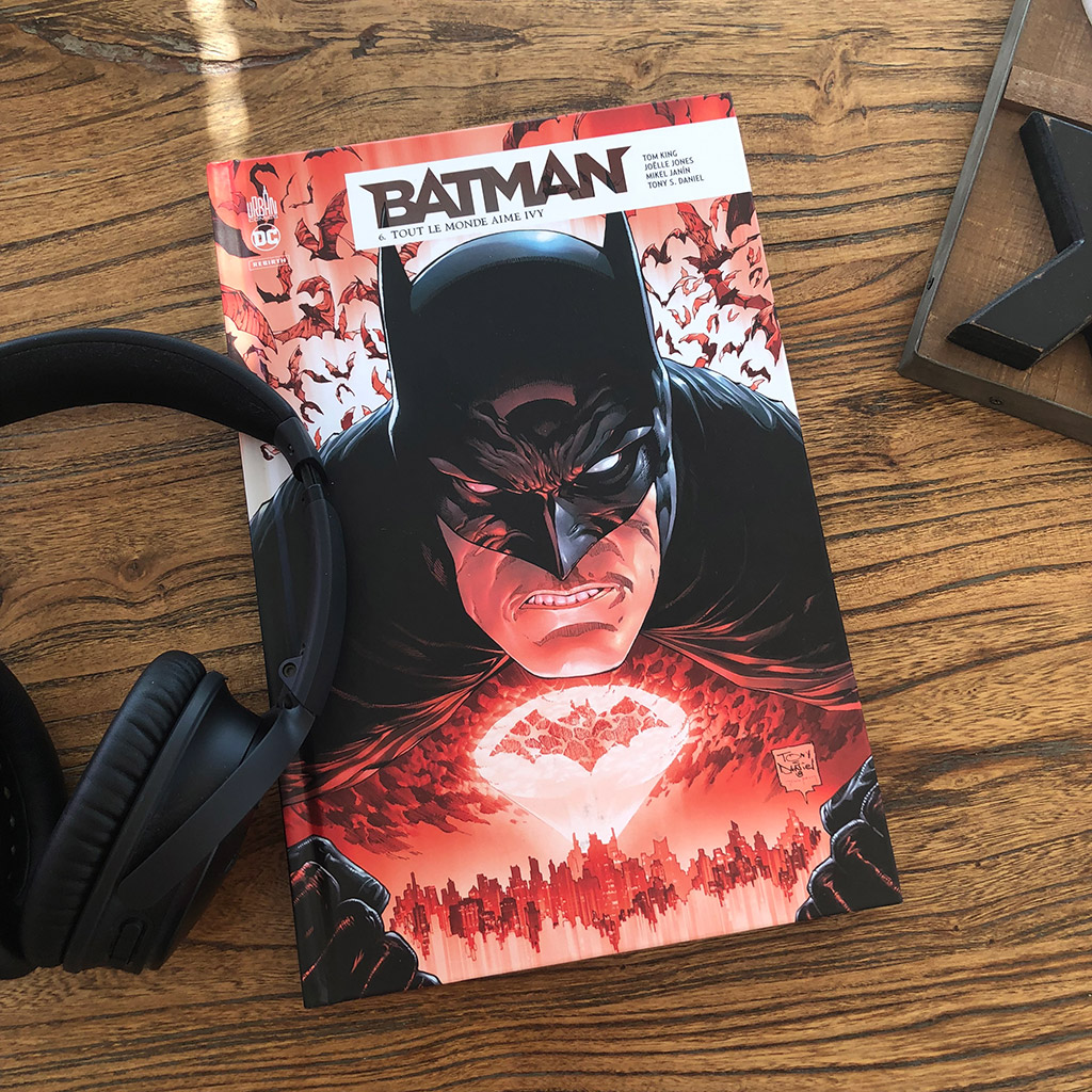 Batman rebirth - tome 6