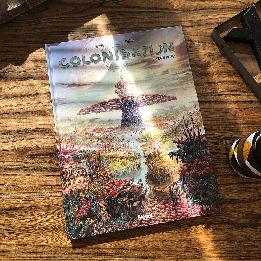 Colonisation - tome 3