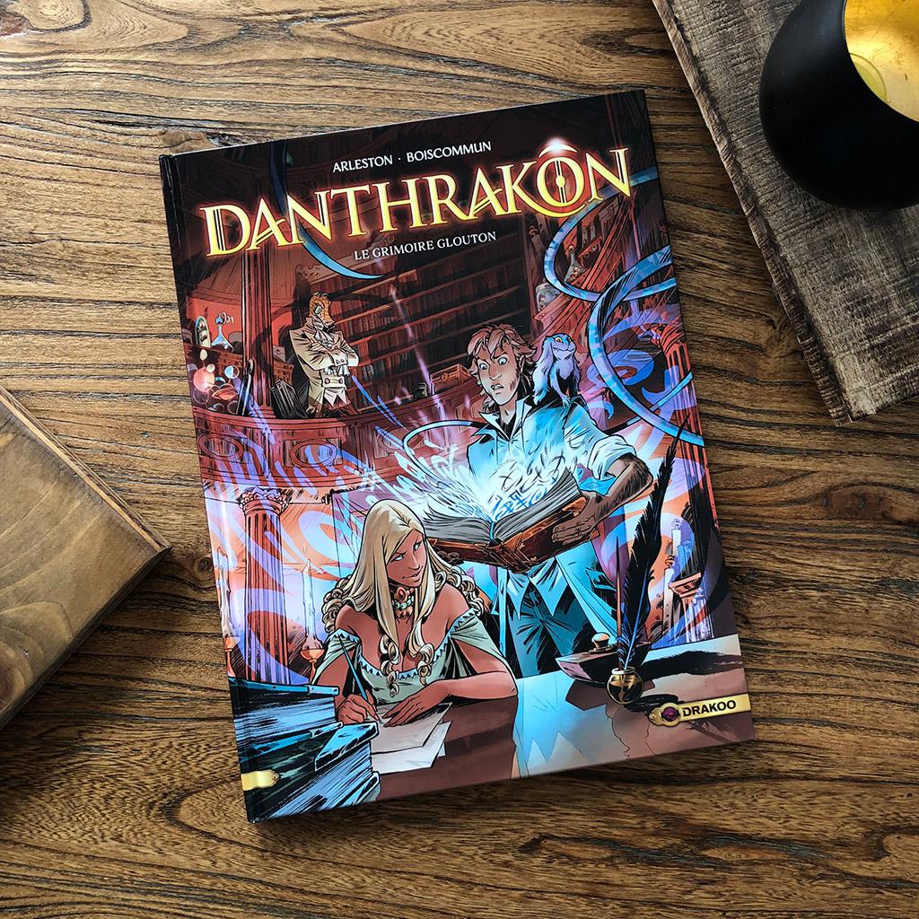 Danthrakon - tome 1