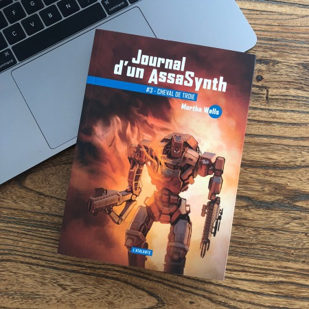 Journal d'un Assasynth - tome 3