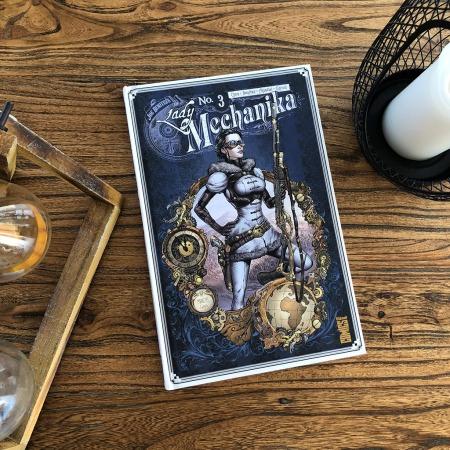 Lady Mechanika - tome 3