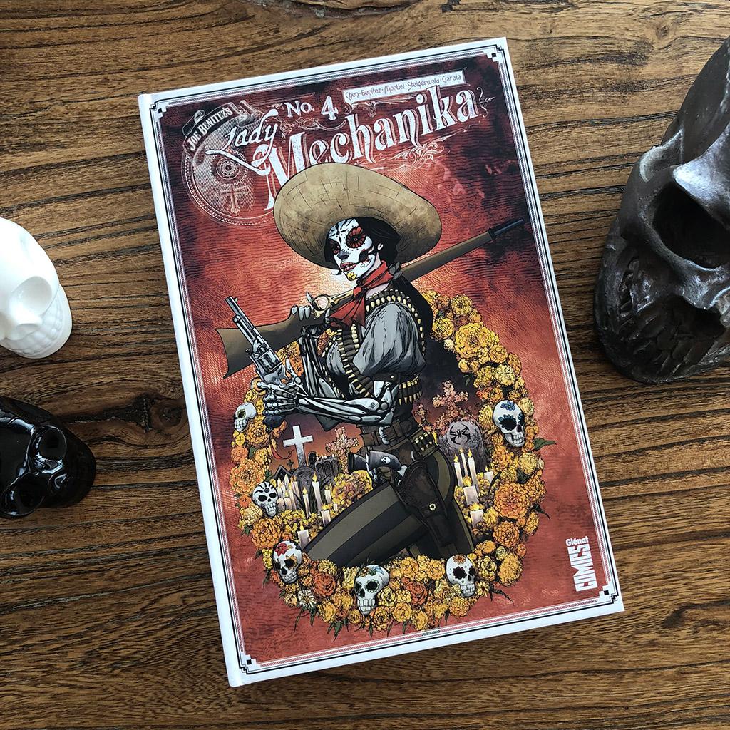 Lady Mechanika - tome 4