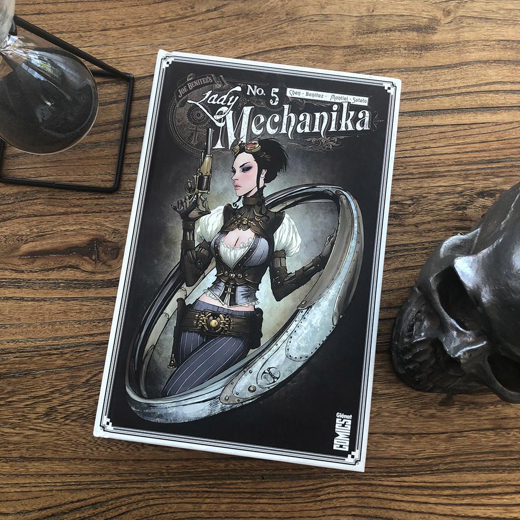 Lady Mechanika - tome 5