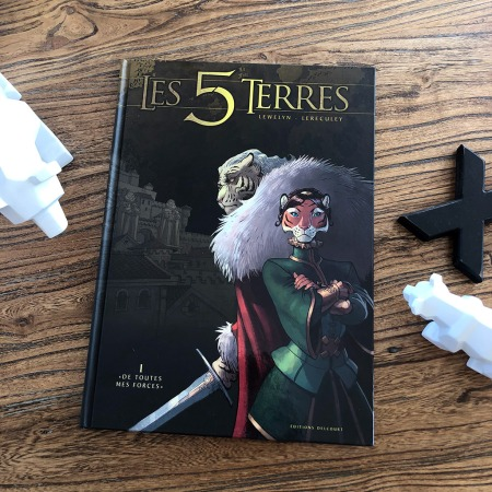 Les 5 Terres - tome 1
