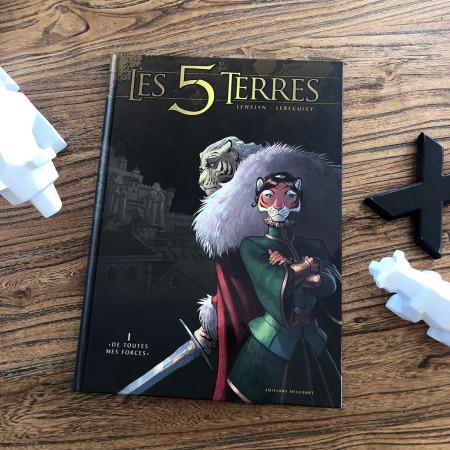 Les 5 Terres - tome 1