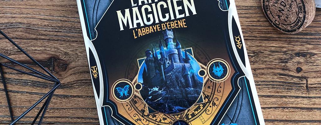L'anti-magicien - tome 4