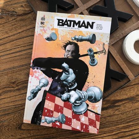 Batman Rebirth - tome 7