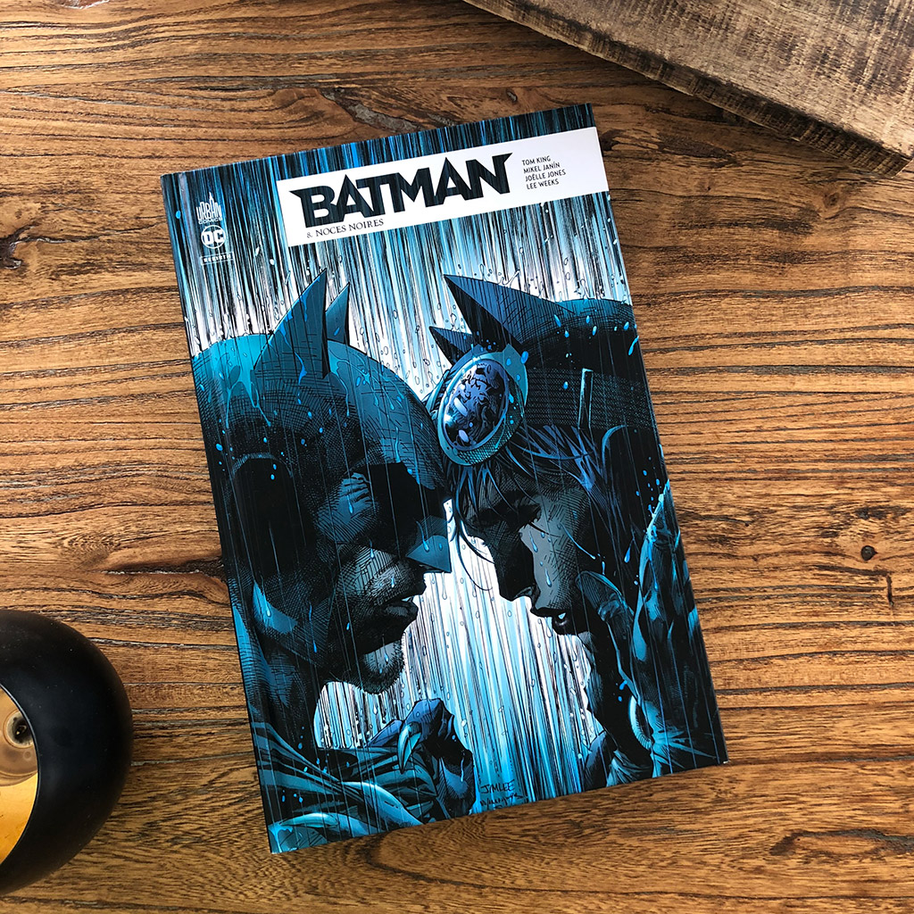 Batman rebirth - tome 8