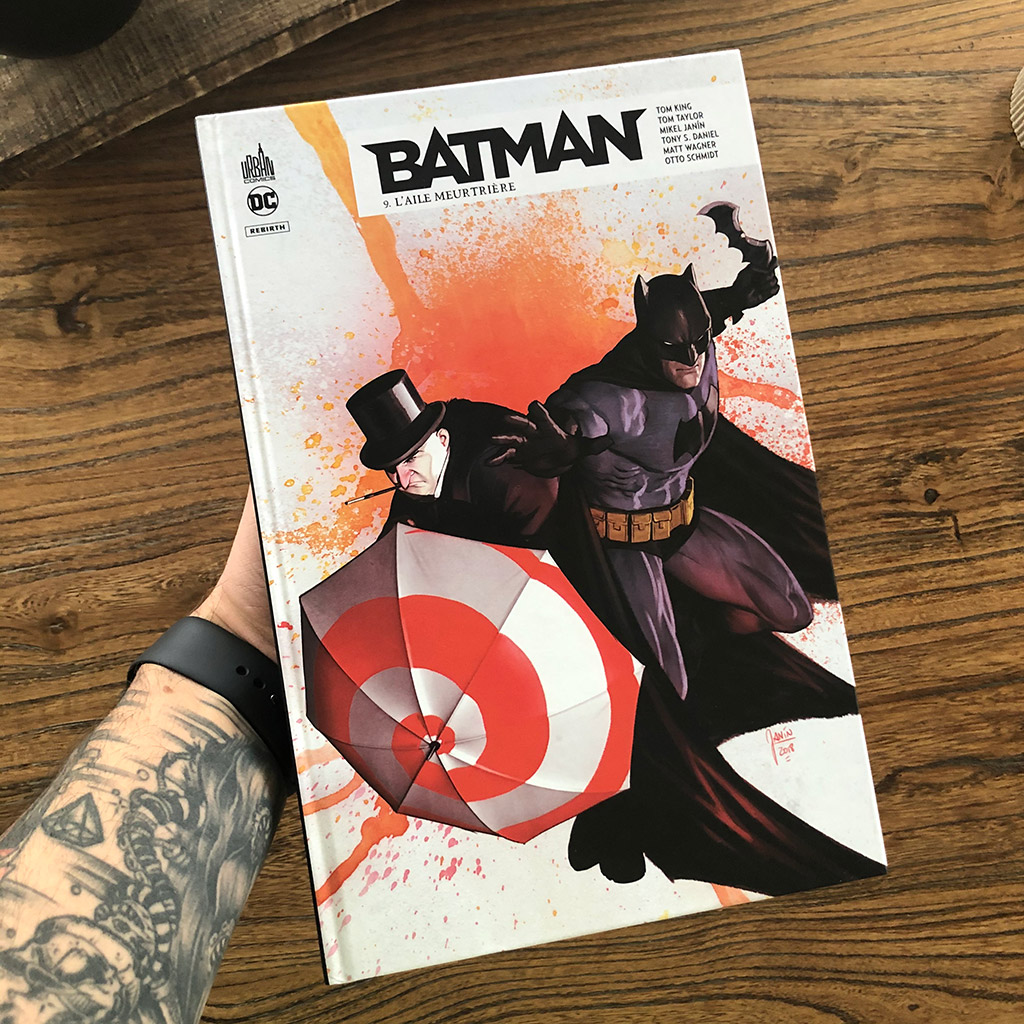 Batman rebirth - tome 9