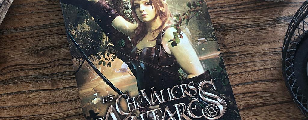 Les chevaliers d'Antres - tome 9