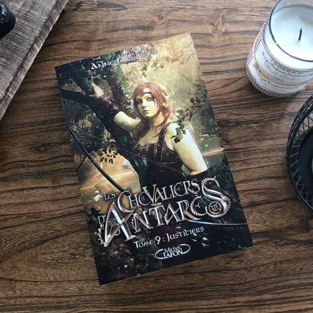 Les chevaliers d'Antres - tome 9