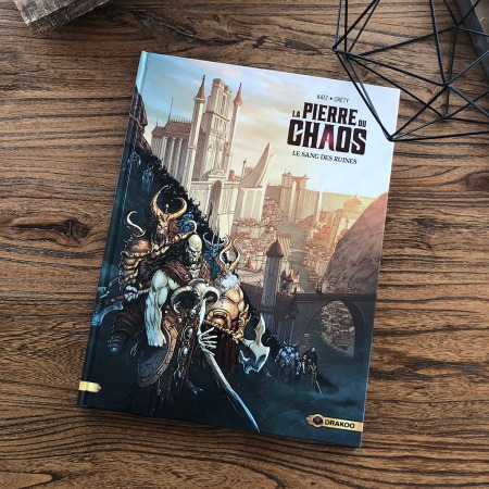 La Pierre du Chaos - tome 1