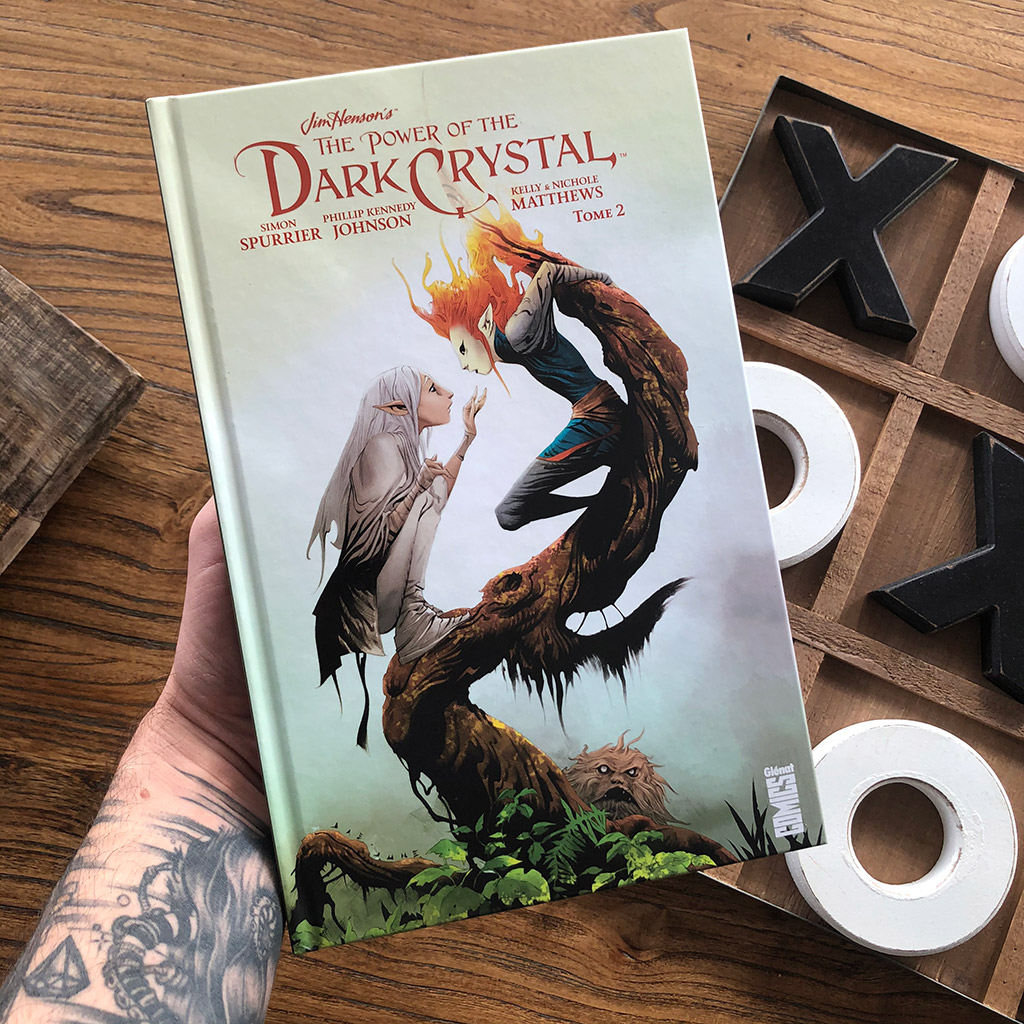 The Power of The Dark Crystal - tome 2