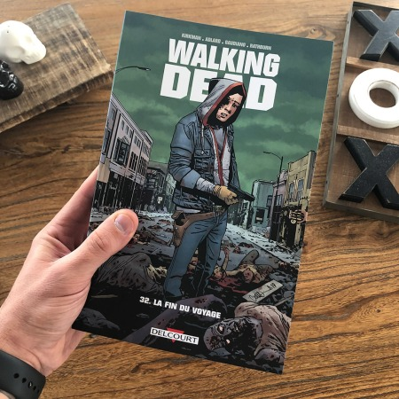 Walking Dead - tome 32
