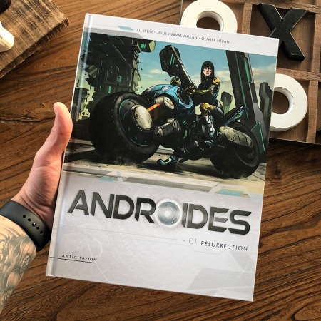Androides - tome 1
