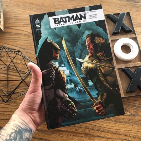 Batman Detective Comics - tome 3