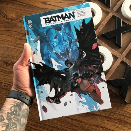 Batman Detective Comics - tome 4