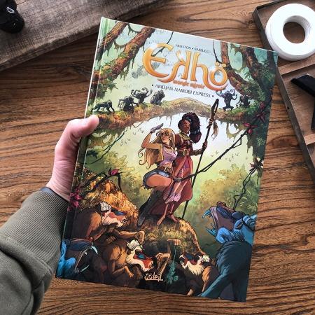 Ekhö - tome 9