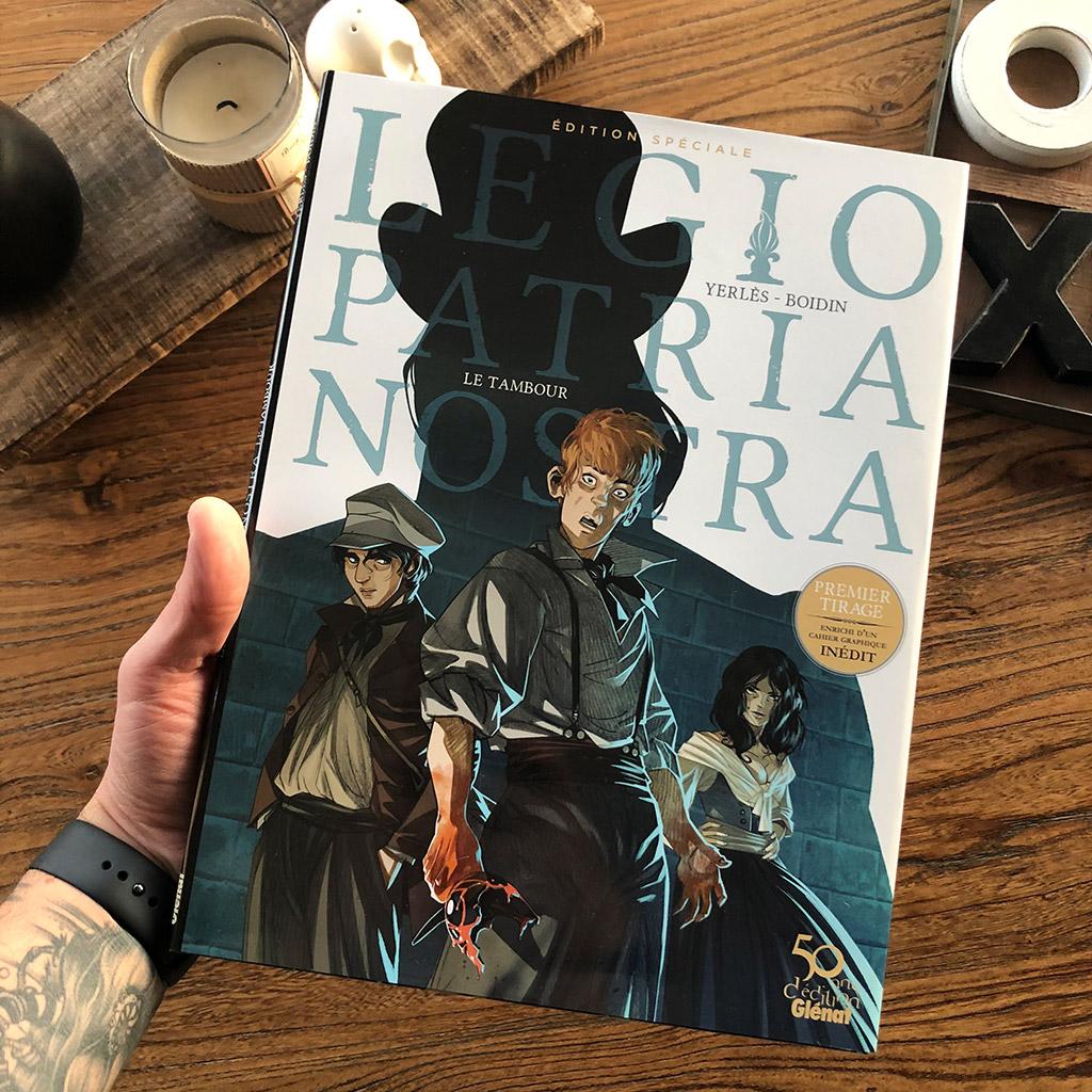Legio Patria Nostra - tome 1