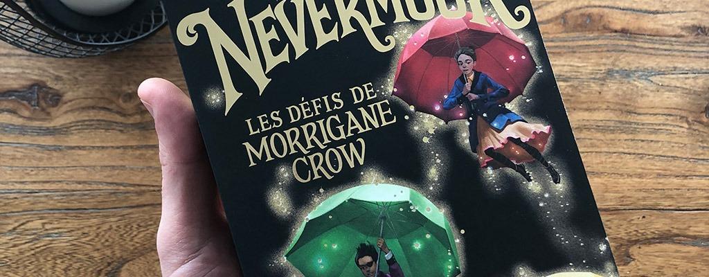 Nevermoor - Les défis de Morrigane Crow